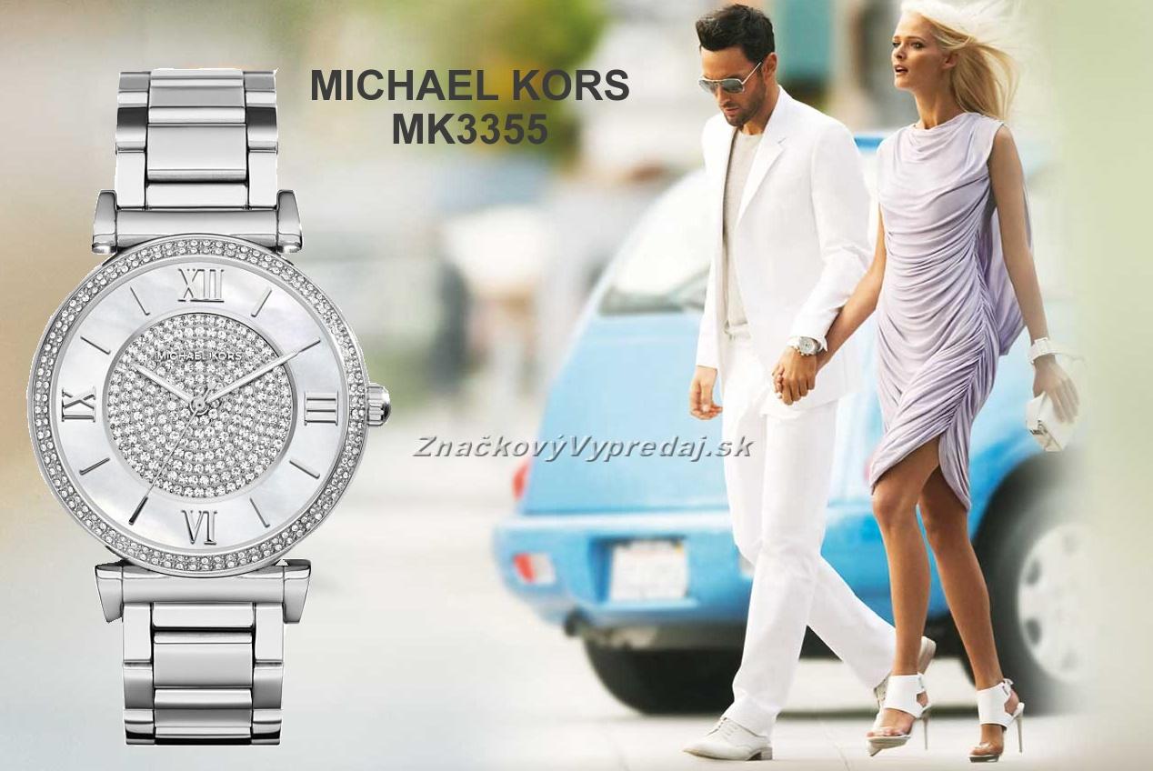 Kompletné špecifikácie · Na stiahnutie · Súvisiaci tovar (24) · Komentáre  (0). Dámske hodinky Michael Kors ... a87b6f0bf25